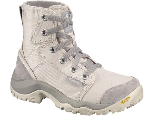 Columbia Camden Outdry Chukka Shoes Women beige/grey